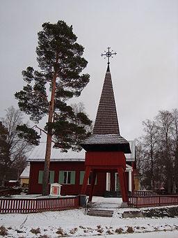 Idkerbjergets kapel og klokketårn