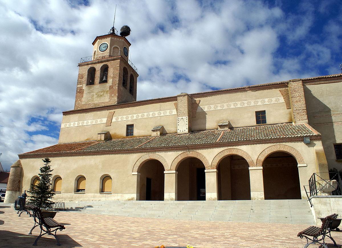 Resultado de imagen de Santiuste de San Juan Bautista.