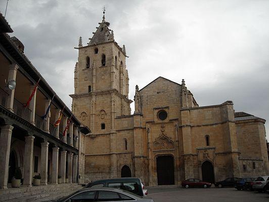 Church of la Magdalena (Torrelaguna)