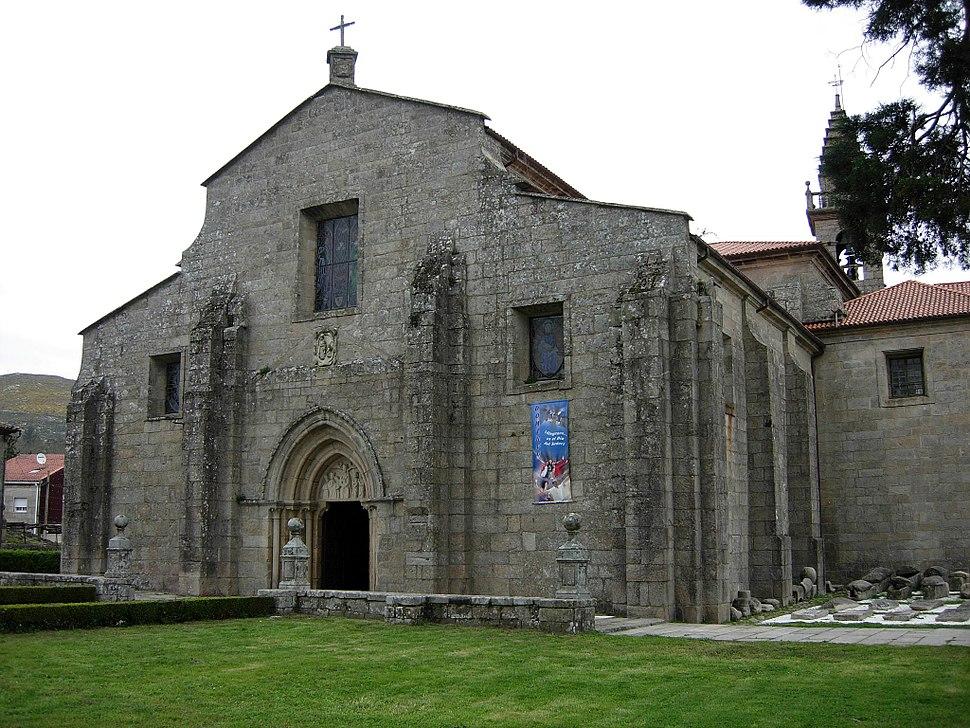 Igrexa de Santa María de Iria Flavia, Padrón