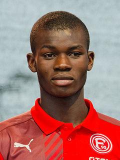 Ihlas Bebou Togolese footballer