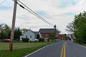 Ijamsville, Maryland - Image: Ijamsville Maryland 2