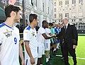 "Ilham Aliyev watched UEFA Europa League ""Baku 2019- Stars Final"" 13.jpg"