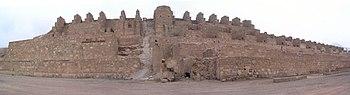 Ruinas de Huanchaca.