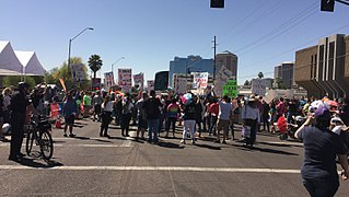 Immigrant Rights Protesters at Phoenix Pride 2017-3.jpg
