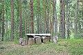Improvizēts galds, Babītes pagasts, Babītes novads, Latvia - panoramio.jpg