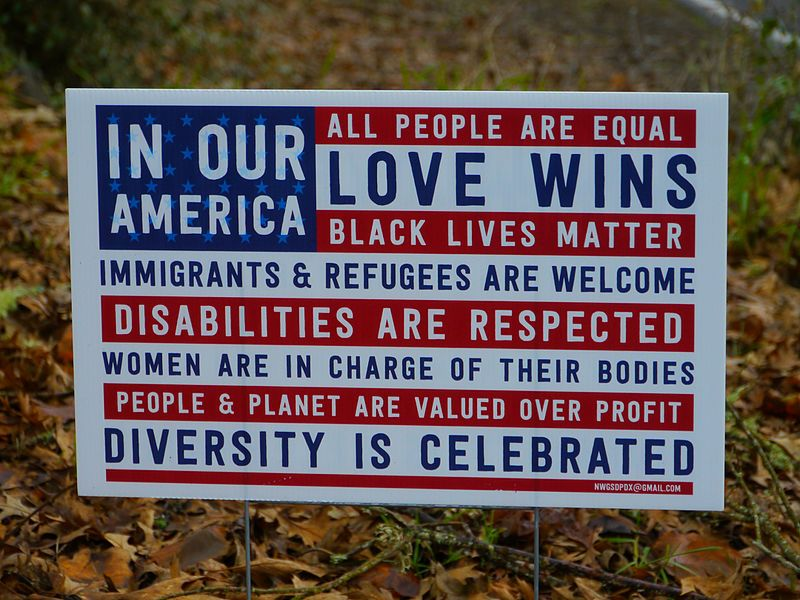 File:In Our America Sign (31167857504).jpg