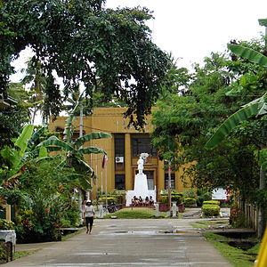 Inabanga, Bohol - Municipal Hall Inabanga
