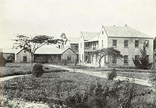 Inanda Seminary-Original Building - Edwards Hall, Lucy Lindley Hall behind.jpg