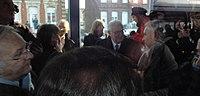 Inauguration de la branche vers Vieux-Condé de la ligne B du tramway de Valenciennes le 13 décembre 2013 (104).JPG