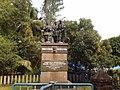 Independace Struggle Memorial Statue, Cherthala.jpg