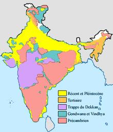Carte Geographique De Linde Du Nord.Geographie De L Inde Wikipedia