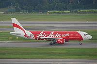 Indonesia AirAsia Airbus A320-216; PK-AXC@SIN;07.08.2011 617eo (6068918367).jpg