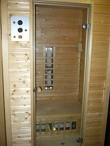Infrared Sauna Wikipedia