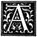 Initial A in The folk-tales of the Magyars.png