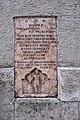 Inscription, Sankt Peter, Munich 21.jpg