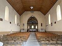 Intérieur Église St Priest Sandrans 1.jpg