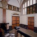 Interieur, bel-etage, achterzijde rechts (Vestibule van de wachtkamer eerste klasse), interieur, Hal met laat negentiende eeuwse muurschilderingen - Amsterdam - 20392772 - RCE.jpg