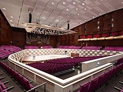 Interieur, overzicht Grote zaal - Rotterdam - 20534689 - RCE