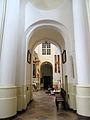 Interior of Saint Francis church in Warsaw - 04.jpg