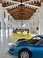 Interior of the Museo Enzo Ferrari, Modena, 2019, 02.jpg