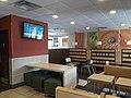 Interior with TV, Newington McDonald's.jpg