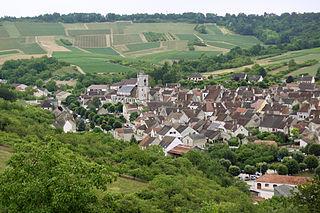 Irancy Commune in Bourgogne-Franche-Comté, France