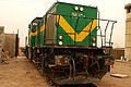 Iraqi Railroad locomotive.jpg