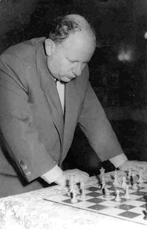 Isaac Boleslavsky - Image: Isaac Boleslavsky 1960