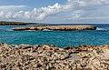 Island in Blue Lagoon, Akamas Peninsula, Cyprus 02.jpg
