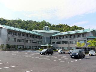 Iwami, Tottori Town in Japan