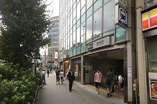 Iwamotocho Station