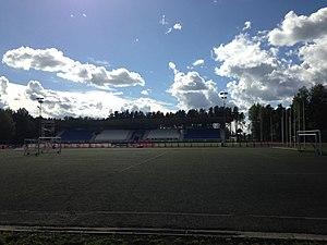 Slokas Stadium - Slokas Stadium