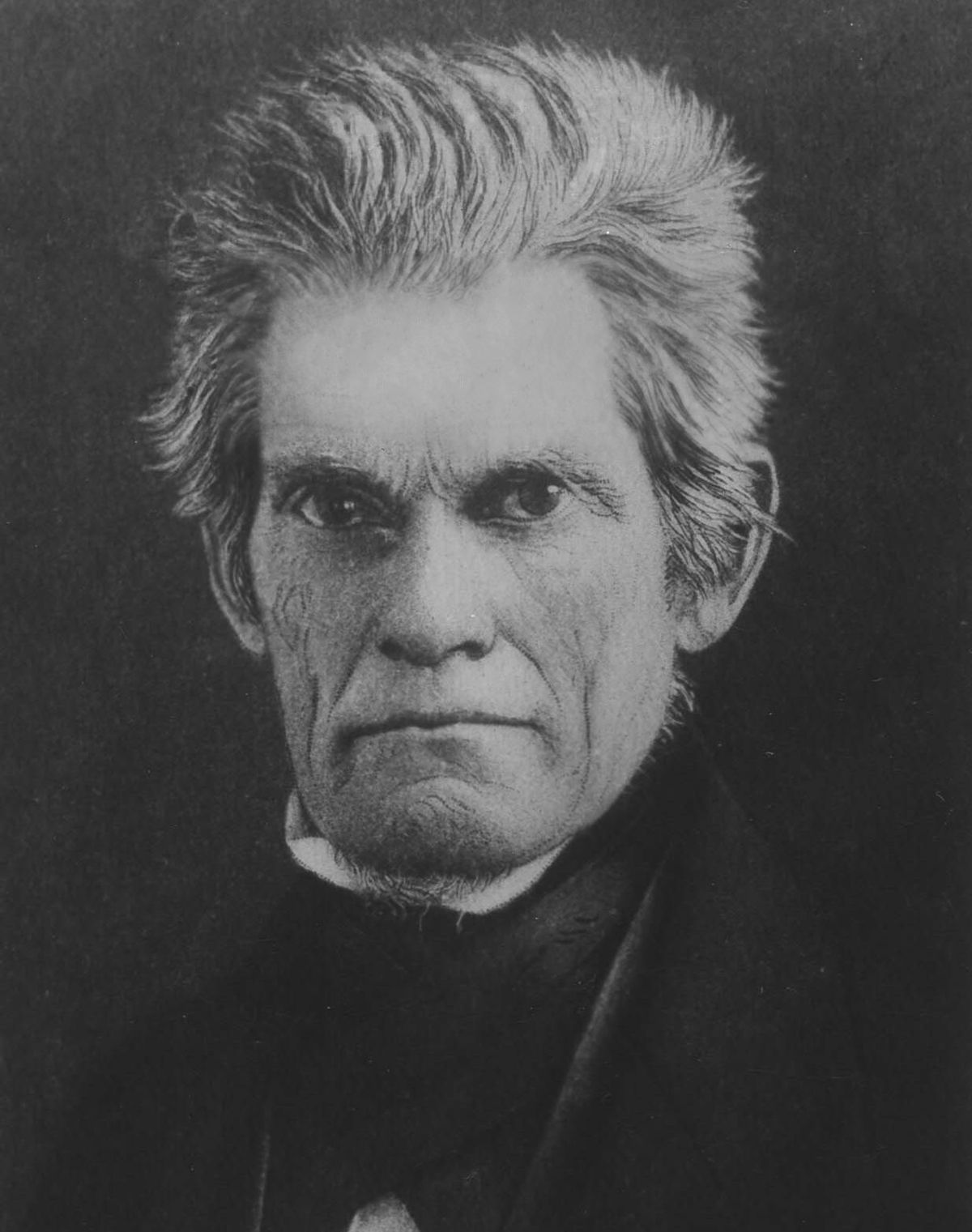 "john c calhoun the starter of John c calhoun, the south's recognized intellectual and political leader from the  ironically, when calhoun, the future champion of states' rights and secession,  if someone is to be blamed for ""starting"" the civil war, one could argue that it."