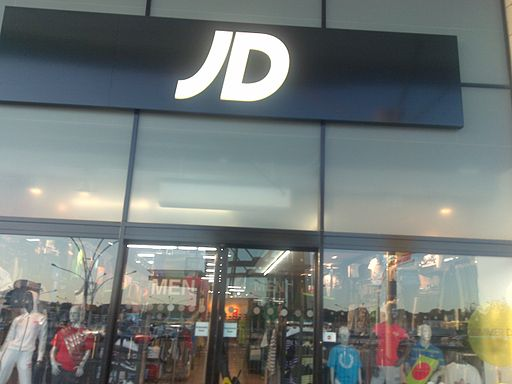 JD Sports at Castlepoint