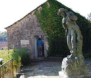 Saint-Léons - Image: JH Fabre Birthplace