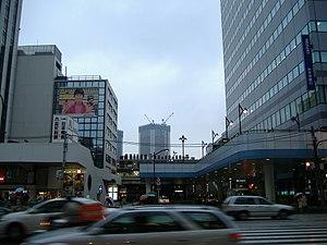 Tamachi - Tamachi Station