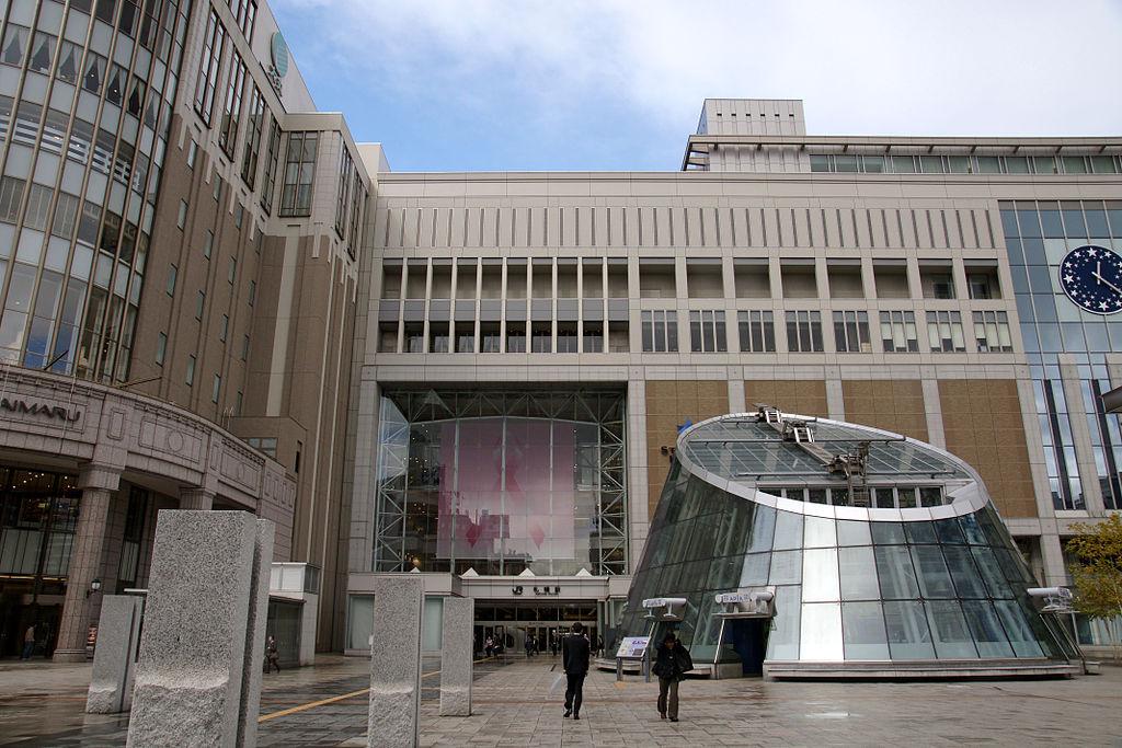JR Sapporo Sta02n4272