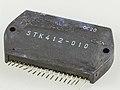 JVC MX-J950R - amplifier module - Sanyo STK412-010-4777.jpg