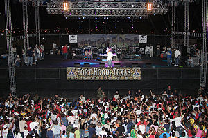 Ja Rule - Ja Rule performing in Fort Hood, Texas, May 13, 2005
