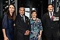 Jacinda Ardern, Bob Gillies, Patsy Reddy, Willie Apiata - Waitangi 2020.jpg