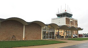 Jackson County Airport Jackson Michigan.JPG