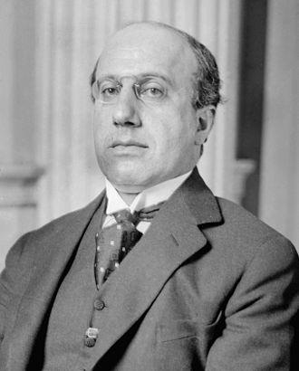 Jacob Hollander - Jacob Hollander in 1915