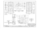 Jacob Vanderbeck House and Kitchen, Saddle River Road and Dunker Hook Lane, Fair Lawn, Bergen County, NJ HABS NJ,2-FAIR,1- (sheet 13 of 15).png