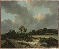 Jacob van Ruisdael - Grainfields.jpg