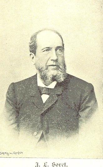Jacques-Louis Soret - Jacques-Louis Soret