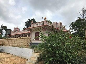 Anantanatha - Image: Jain temple in Wayanad Kerala