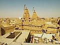 Jain temples, Jaisalmer Fort - panoramio.jpg