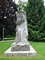 Jakob Probst (1880–1966), Hodler-Krieger oder Marignano-Krieger, 1944-45, Soldatendenkmal. 1955 eingeweiht durch General Guisan, Stadtpark Olten (4).jpg