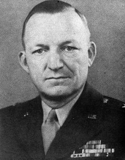 James C. Marshall US Army general and engineer